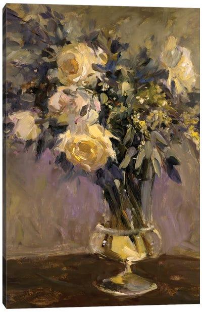 Evening Vase Canvas Art Print