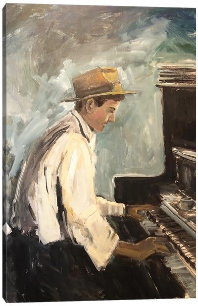 Listen To The Music IV Canvas Art Print