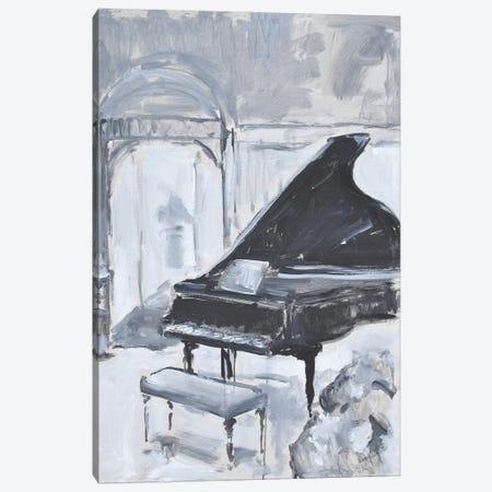 Piano Blues VI Canvas Print #AYN115} by Allayn Stevens Canvas Art Print