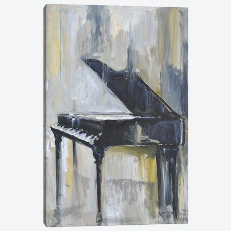 Piano in Gold I Canvas Print #AYN116} by Allayn Stevens Art Print