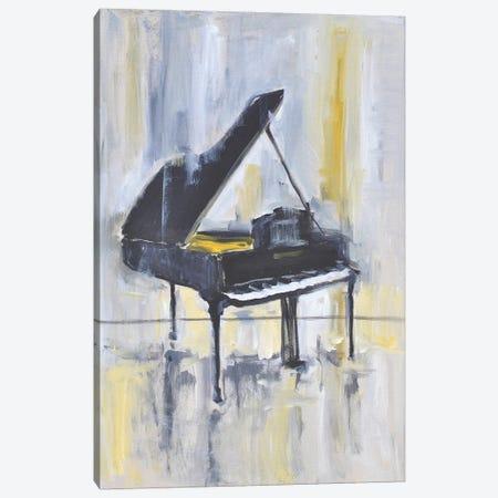 Piano in Gold II Canvas Print #AYN117} by Allayn Stevens Canvas Art Print