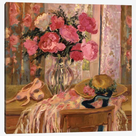 Hats Off Canvas Print #AYN15} by Allayn Stevens Canvas Art