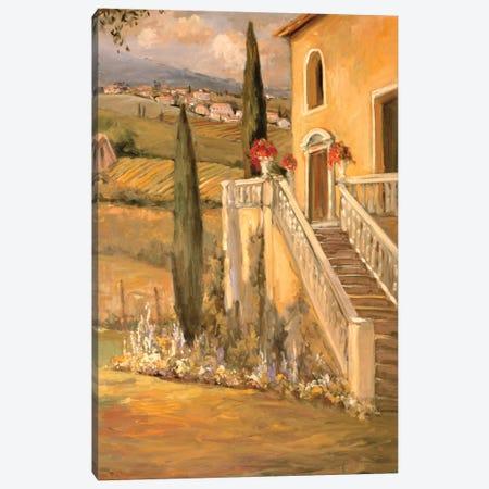 Italian Villa II Canvas Print #AYN17} by Allayn Stevens Canvas Wall Art