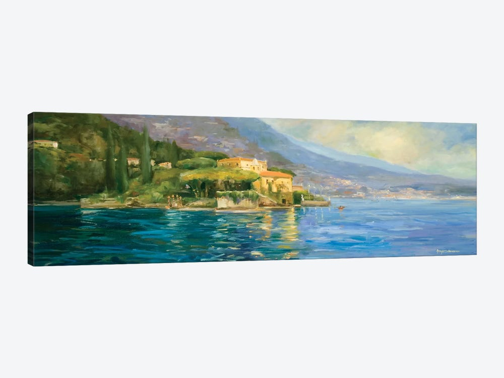 Lake Como by Allayn Stevens 1-piece Art Print