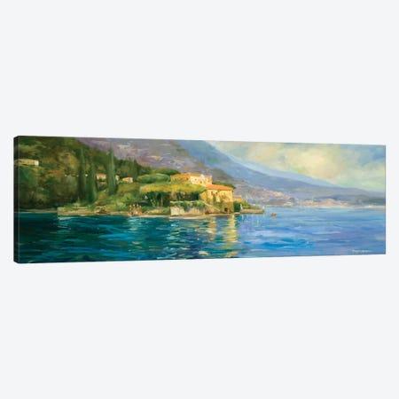Lake Como Canvas Print #AYN18} by Allayn Stevens Canvas Print