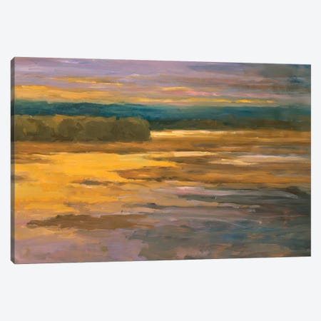 Peaceful II 3-Piece Canvas #AYN23} by Allayn Stevens Canvas Art