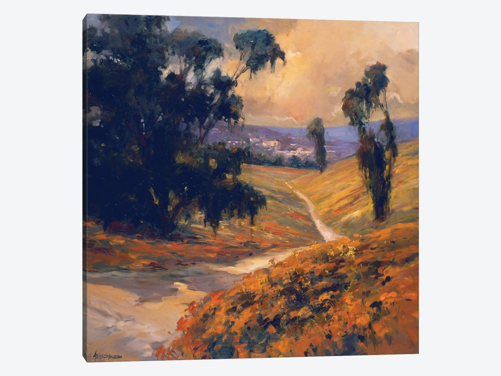 Afternoon II by Allayn Stevens 1-piece Canvas Art