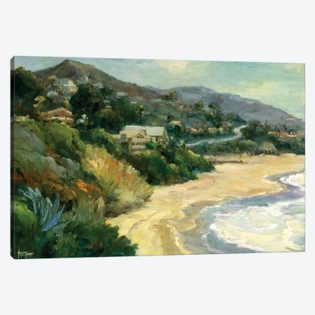 Seaside Cove Canvas Print #AYN30} by Allayn Stevens Canvas Print