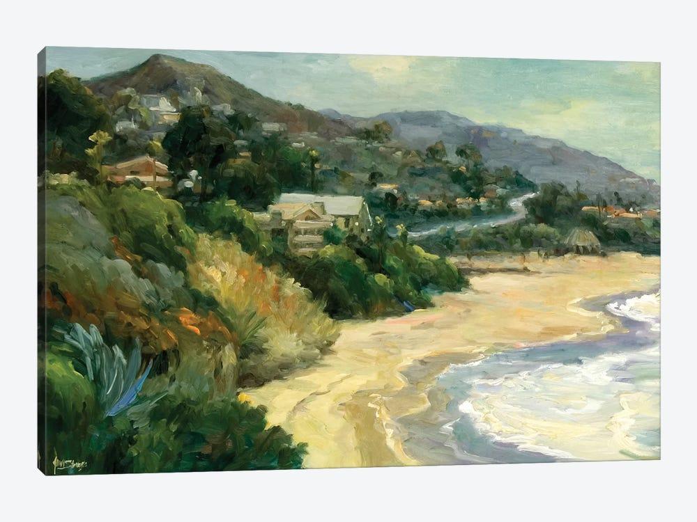 Seaside Cove by Allayn Stevens 1-piece Canvas Art Print