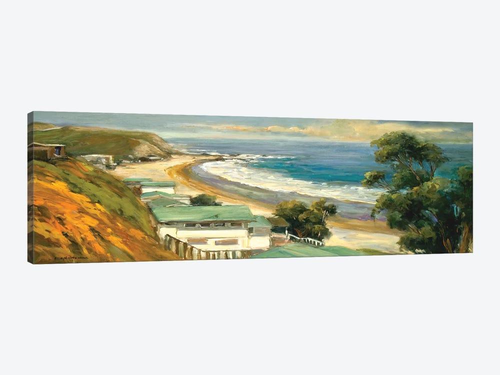 Sunlit Cove by Allayn Stevens 1-piece Canvas Artwork