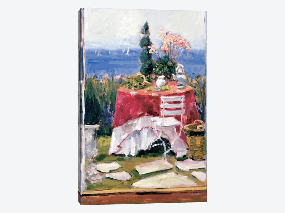 Bed And Breakfast II by Allayn Stevens 1-piece Canvas Print