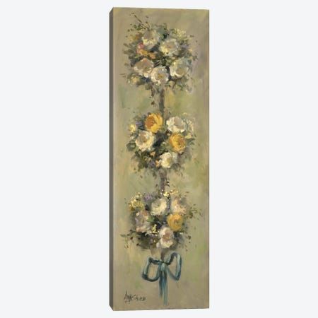 Topiary Bouquet I 3-Piece Canvas #AYN44} by Allayn Stevens Canvas Print