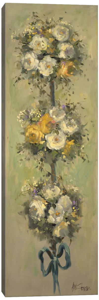 Topiary Bouquet II Canvas Art Print