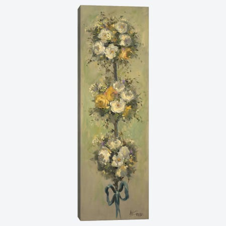 Topiary Bouquet II 3-Piece Canvas #AYN45} by Allayn Stevens Canvas Print