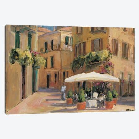 Café Bordeaux Canvas Print #AYN4} by Allayn Stevens Canvas Artwork