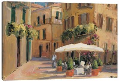 Café Bordeaux Canvas Art Print