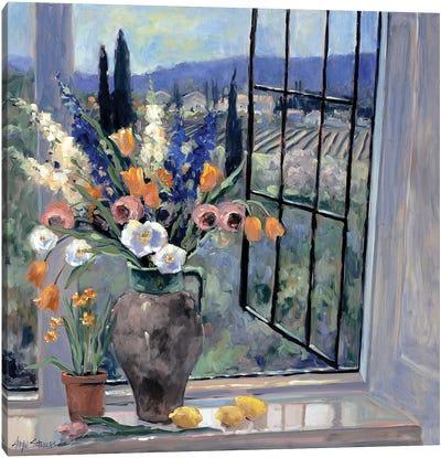 Tuscany Hillside II Canvas Art Print