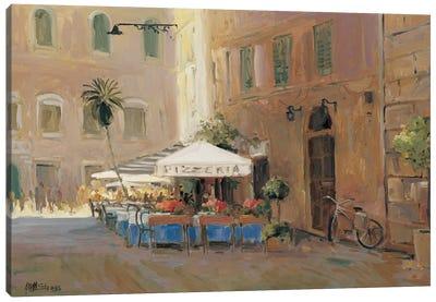 Café Roma Canvas Art Print