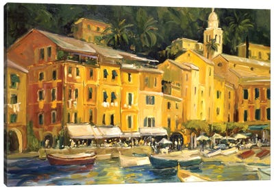 Scenic Italy II Canvas Art Print
