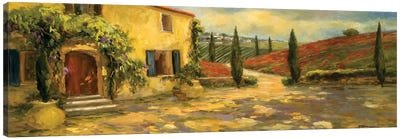 Scenic Italy V Canvas Art Print