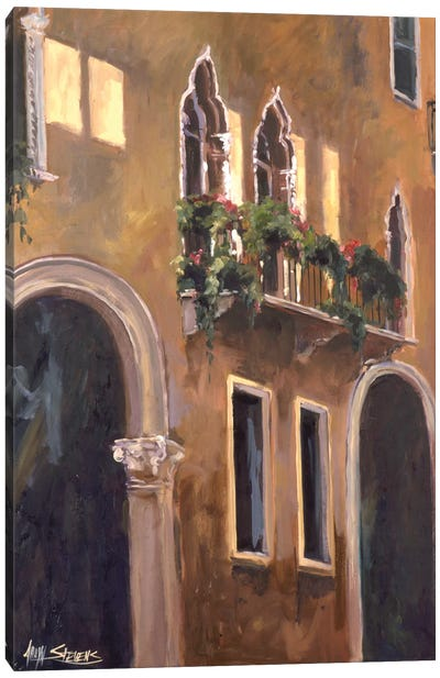 Scenic Italy VI Canvas Art Print