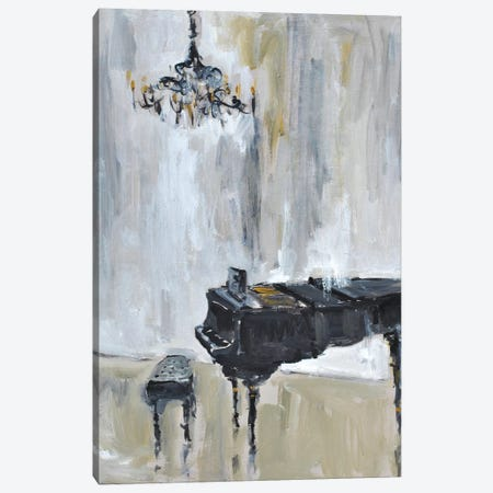 Baby Grand #3 Canvas Print #AYN73} by Allayn Stevens Art Print