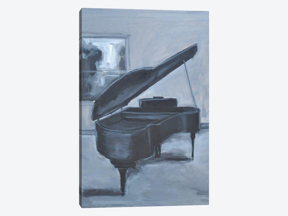 Blue Piano by Allayn Stevens 1-piece Canvas Art