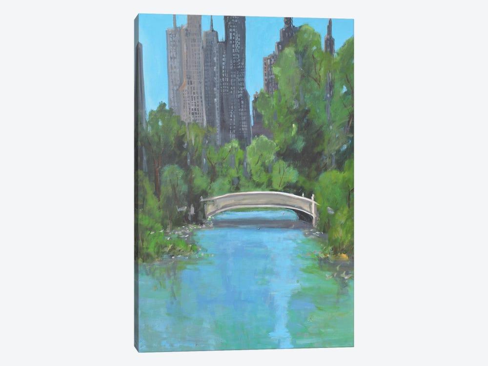 City Park by Allayn Stevens 1-piece Canvas Wall Art