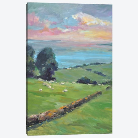 Fields Of Green Canvas Print #AYN80} by Allayn Stevens Canvas Artwork