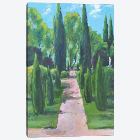 Lake Gardens Canvas Print #AYN85} by Allayn Stevens Art Print