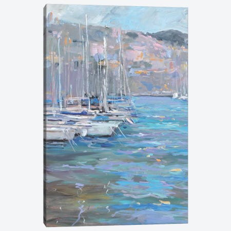 Marina Canvas Print #AYN87} by Allayn Stevens Canvas Art Print