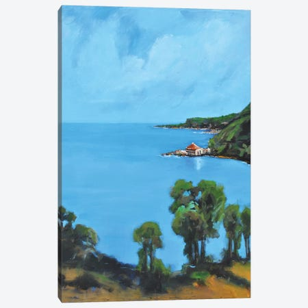 My Cove Canvas Print #AYN88} by Allayn Stevens Canvas Artwork