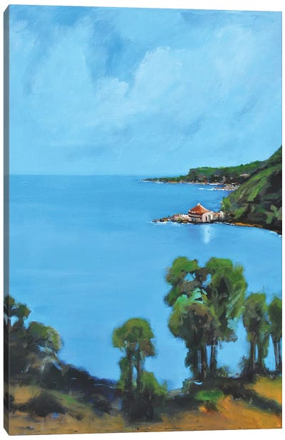 My Cove Canvas Art Print