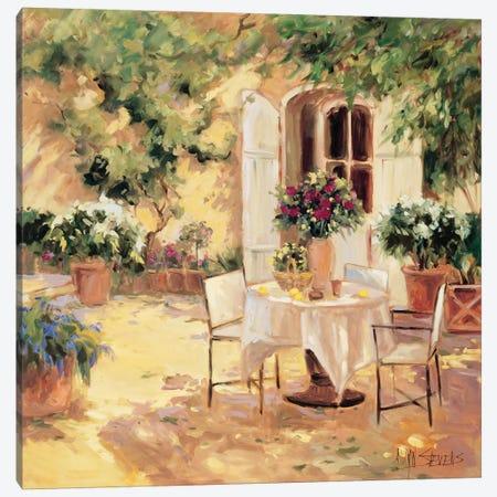 Country Villa Canvas Print #AYN8} by Allayn Stevens Canvas Art Print