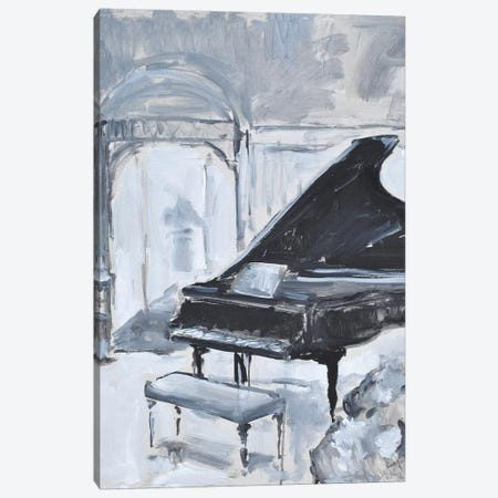 Peaceful Piano Canvas Print #AYN90} by Allayn Stevens Canvas Print