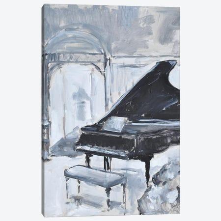Peaceful Piano Canvas Print #AYN90} by Allayn Stevens Canvas Print