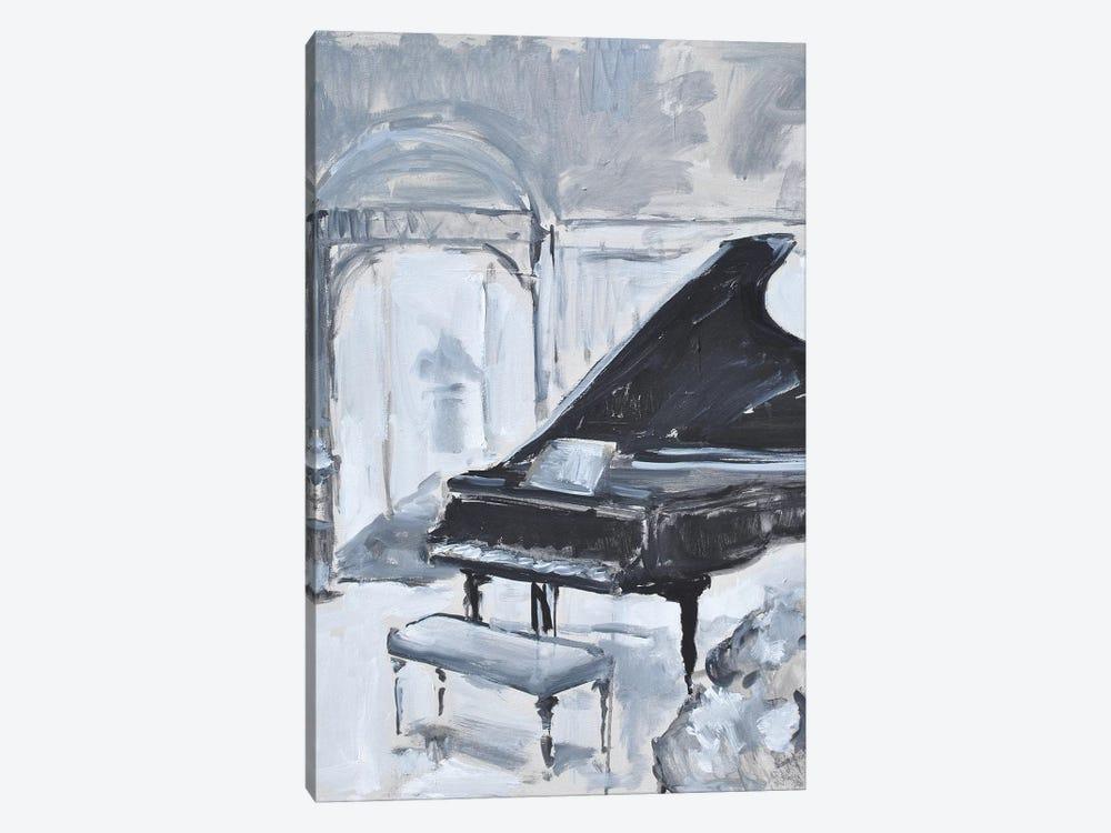 Peaceful Piano by Allayn Stevens 1-piece Canvas Print