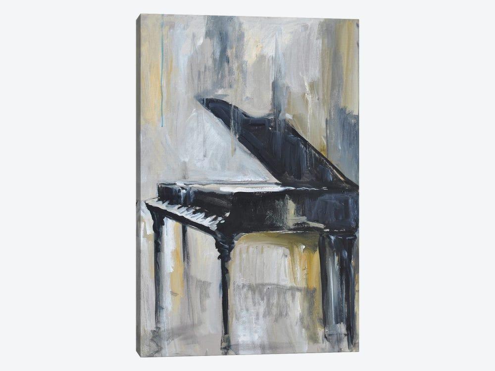 Piano Gold by Allayn Stevens 1-piece Canvas Artwork