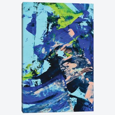 Stronger Canvas Print #AYS31} by Alyssa Hamilton Canvas Artwork