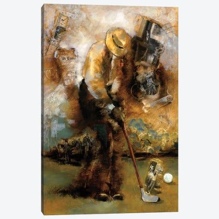 Swingin' Canvas Print #AZI3} by Roya Azim Canvas Art Print