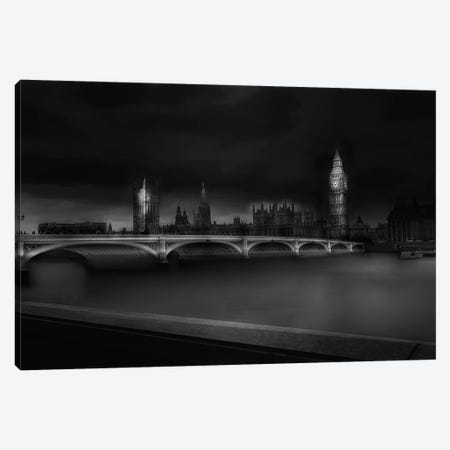 About London Canvas Print #AZV2} by Olavo Azevedo Canvas Print