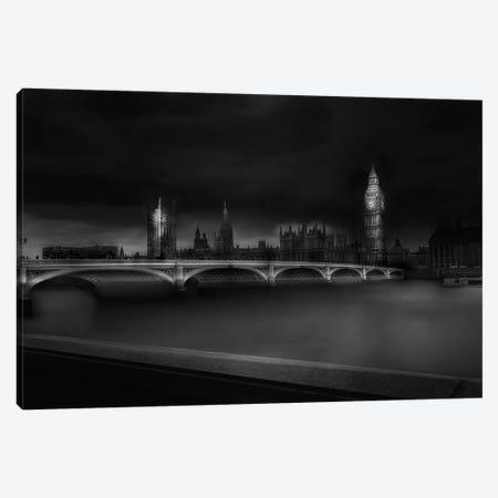 About London Canvas Print #AZV2} by Olavo Azevedo Canvas Print