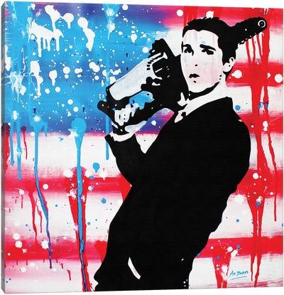 American Psycho: Patrick Bateman Canvas Art Print