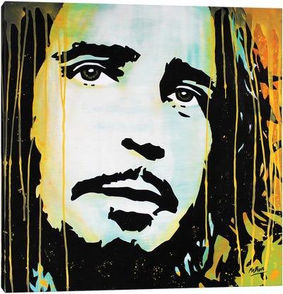 Chris Cornell Canvas Art Print
