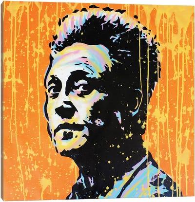 Christopher Walken Canvas Art Print