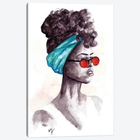 Shades Canvas Print #BAH24} by Brooke Ashley Art Print