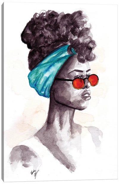 Shades Canvas Art Print