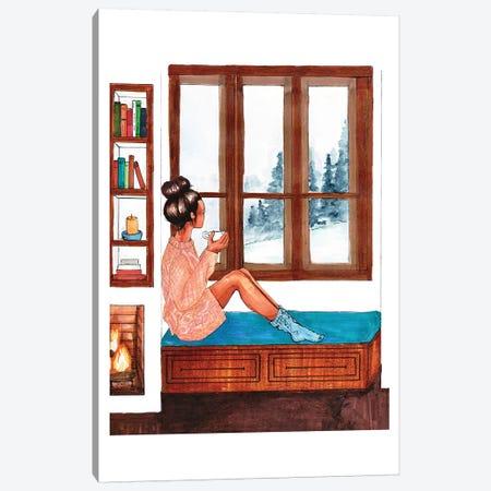 Snowed In Canvas Print #BAH25} by Brooke Ashley Canvas Art Print