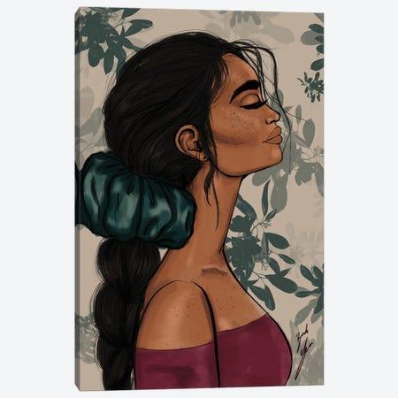 Evergreen Canvas Print #BAH48} by Brooke Ashley Canvas Art