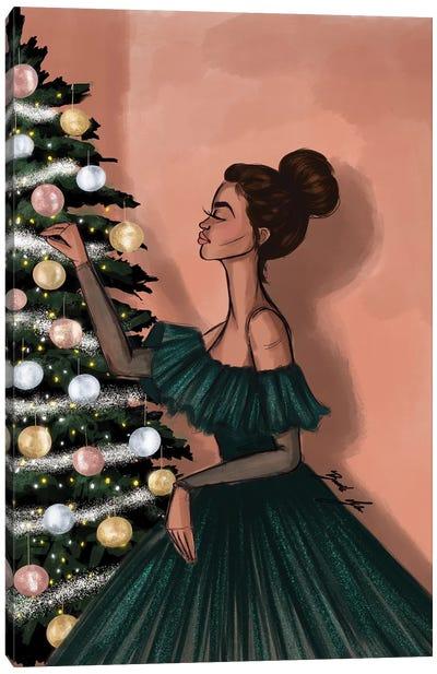 O Christmas Tree Canvas Art Print
